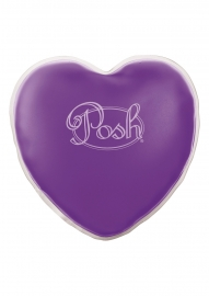 Теплый массажер Posh Warm Heart Massagers Purple