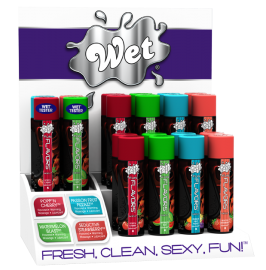 Дисплей Wet Fun Flavors Countertop16шт+ тестеры
