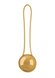 Шарики Pleasure Ball Deluxe Gold